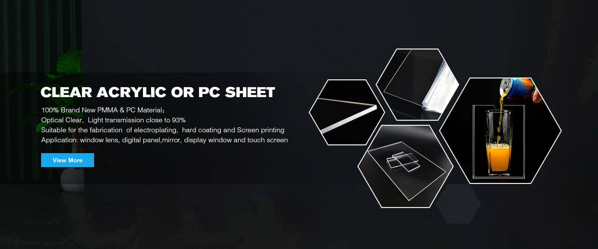 Textured Acrylic Sheet